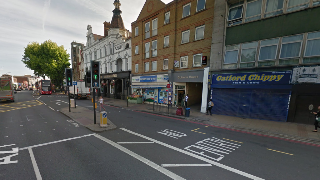 catford-street-view