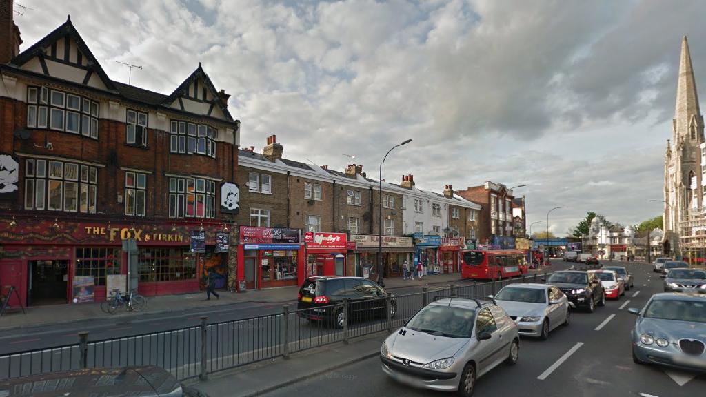lewisham-street-view
