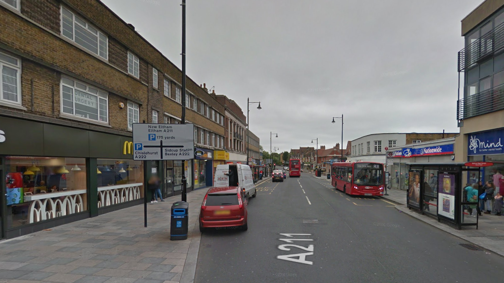 sidcup-street-view